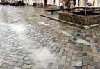 Thema  Pflaster – hier Unterer Stadtplatz Waidhofen / Ybbs