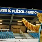 Ötscherbär im     Teddybären Stadion