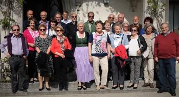 Klassentreffen Rothschildschloss Hof