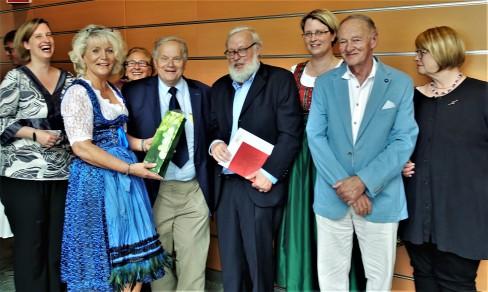 Dausch 2 Kubus und Familie Schuhfried