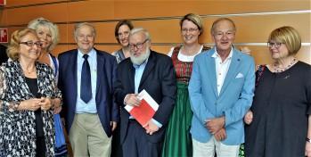 Dausch Kubus und Familie Schuhfried