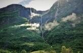 Fjord Wasserfälle in Norwegen Foto Karl Piaty Juni 2017