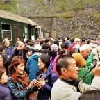 Bahntourismus pur