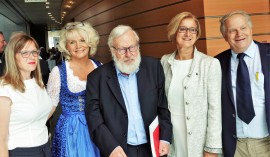Gerlinde, Renate Schuhfried Mikl Leitner Piaty