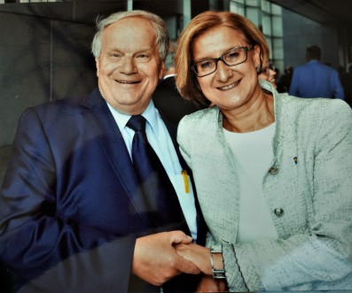 Mikl Leitner Piaty Ehrung Schuhfried Foto Presse N.Ö.