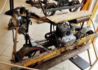 Scheinenmotorrad Flambahn