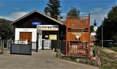 Bahnhof Ybbsitz Mustergarten