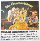 Bezirksblätter Ötscherbären