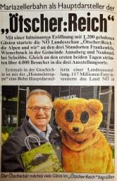 Ötscherbär Krone Ötscherbär Bürgermeister (2)