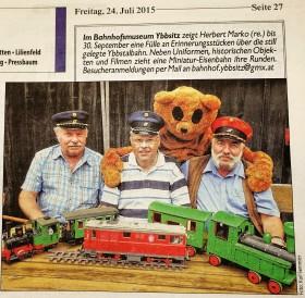 Danners Museum Krone 24.7.2015