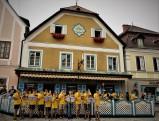 Musiktage vor Piaty Haus