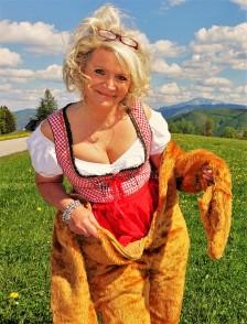 Renate Ötscherbär halb