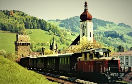 Ybbstalbahn 1970 Paul Wachauer