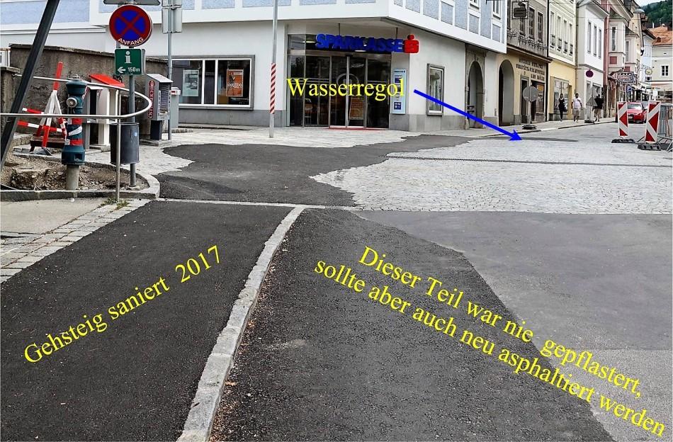 Bild Kröller Sparkasse mit Beschreibung