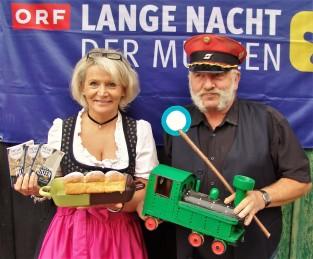 Einladung Eisenbahnmuseum Ybbsitz - Museumsnacht