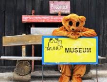 Eisenbahnmuseum Ybbsitz Ötscherbär