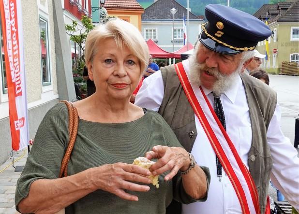 Herbert und Brigitte Wuchteln 2