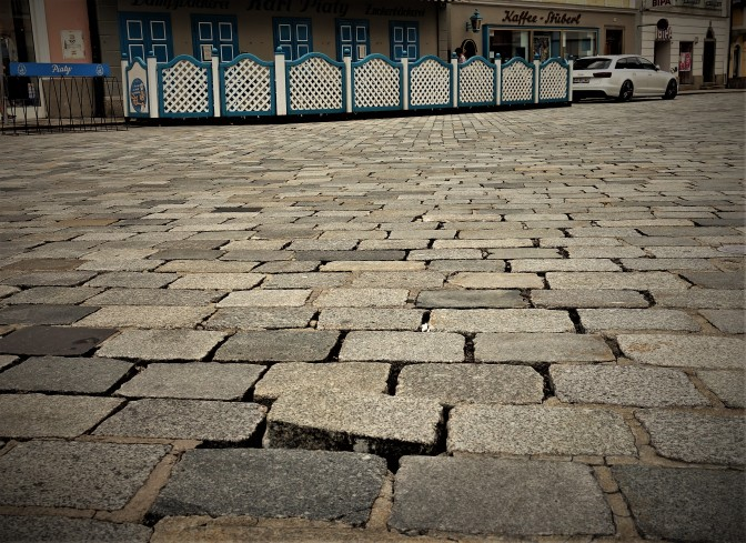 Loser stein Unterer stadtplatz