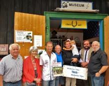 Museum Besuch durch BGM Krammer
