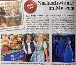 Tipps Museumsbericht 15.10.2015