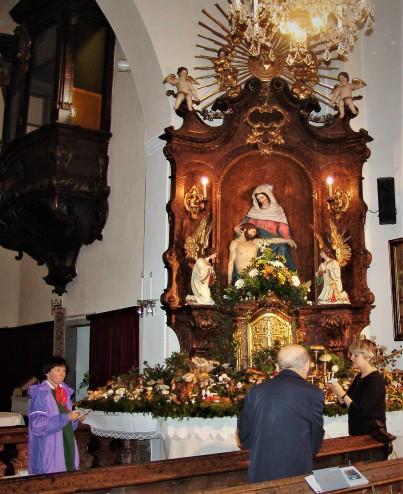 Altar ferne