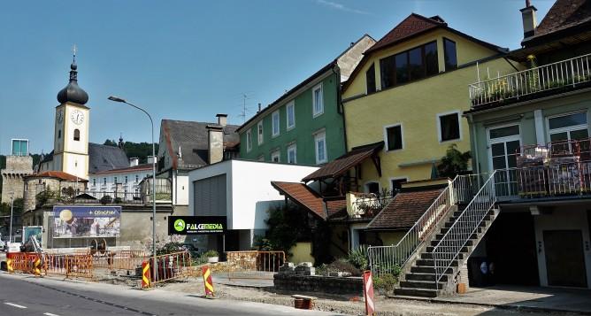 Baustelle Mühlstrasse 1