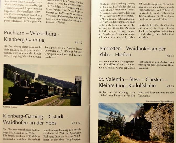 Broschüre Ybbstalbahn gesamt