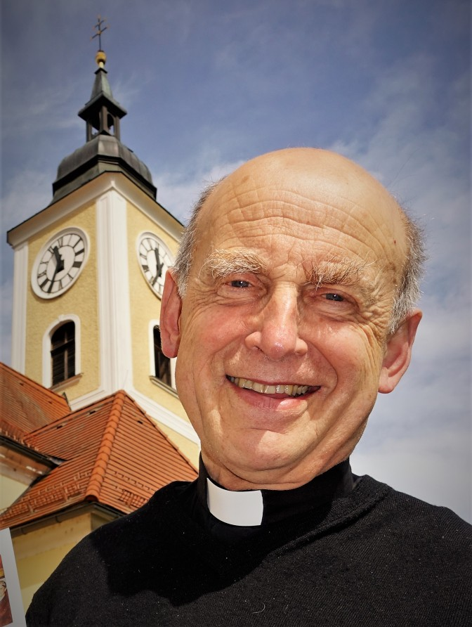 Der Zeller Pfarrer Reinhard Kittl Foto von Karl Piaty 2017