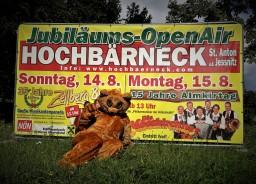 Hochbärneck plakat