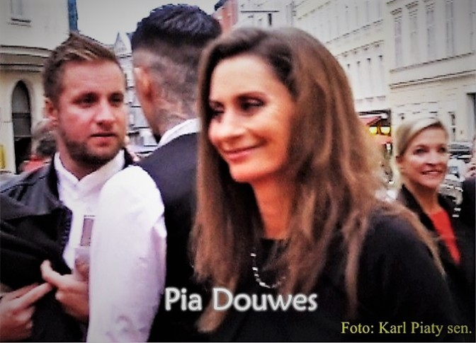 Pia Douwes Weltpremiere