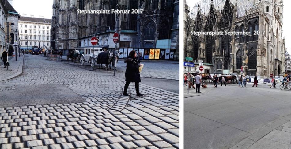 Stephansplatz Vergleich