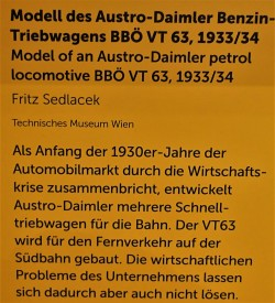 Triebwagenmodell text