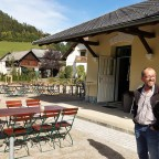 Bahnhof Kogelsbach neu
