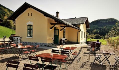 Bahnhof Kogelsbach 4