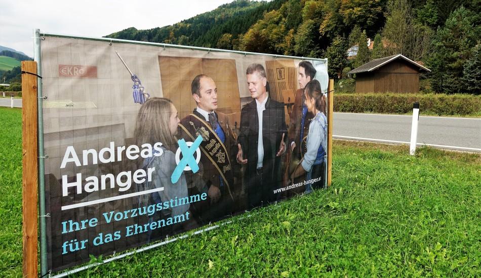 Plakat Hanger Ederlehen Ehrenamt 1.10.2017