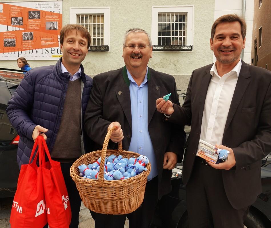 Reifecker Knoll Krammer 2 Wahlerbung 13.10.2017