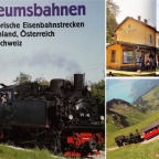 250 Museumsbahnen