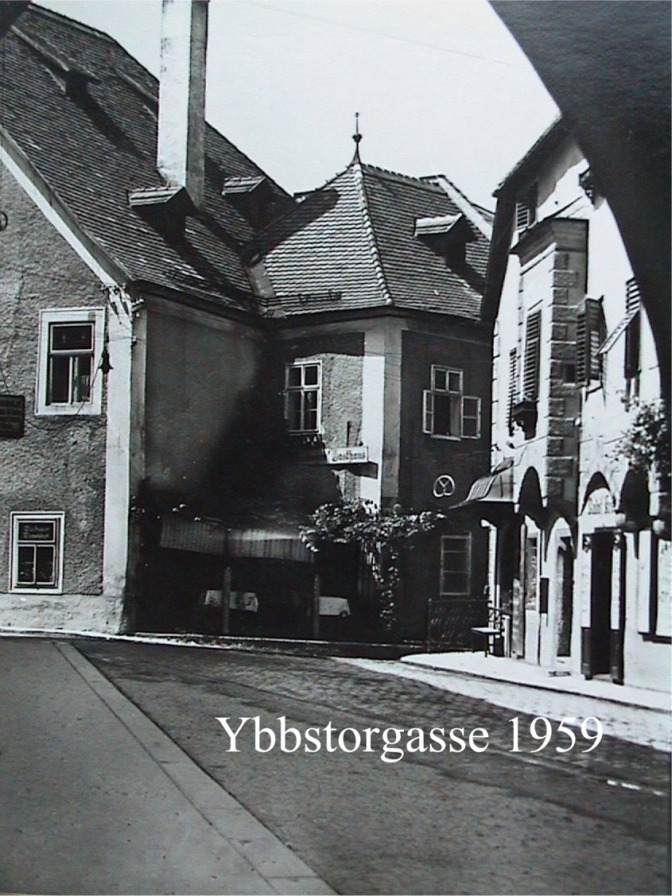 Ybbstorgasse um 1959