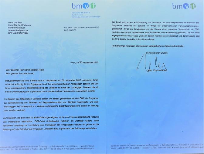 Brief Leichtfried E-Mobilität 2 (2)