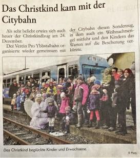 Christkindlzug Ybbstaler 4.1. 2018 (2)