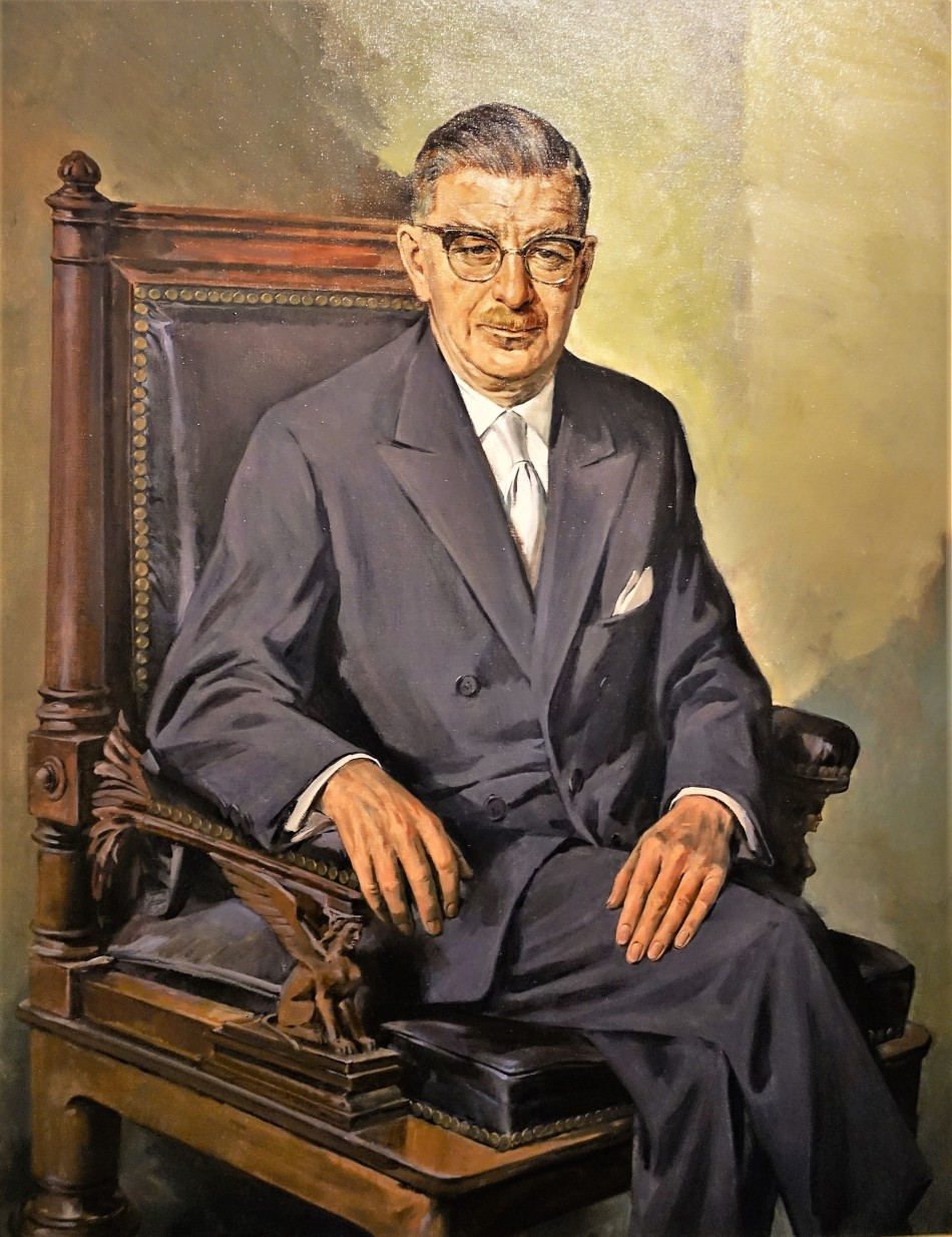 Figl Portrait Fuchs