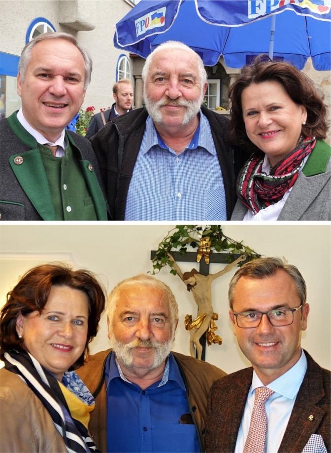 Hofer, Rosenkranz, Mühlberghuber, Marko