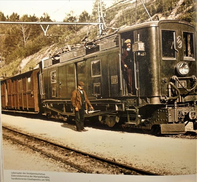 Mariazellerbahn elektrisch