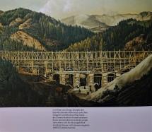 Viaduktbau Semmering