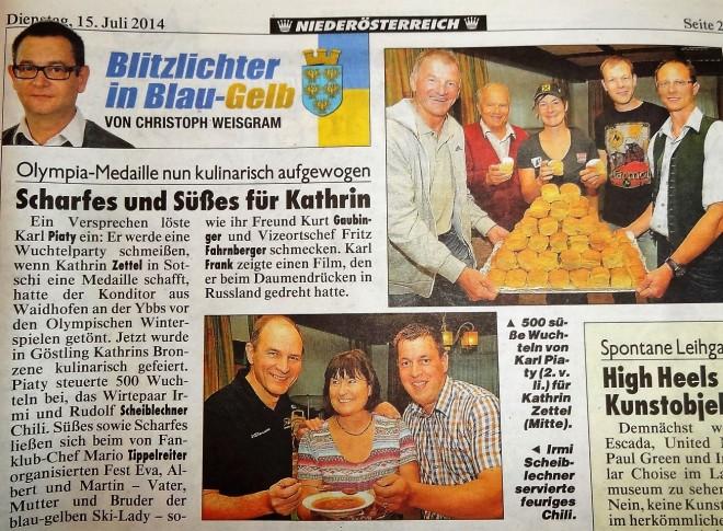 Zettel soup Wuchtelparty KRONE 14.7.2014 (2)