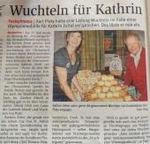 Zettel Wuchtelparty NÖN 14.7.2014