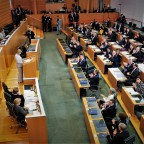 Neue Regierung in N.Ö.