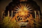 Das Heilige Grab in Gold