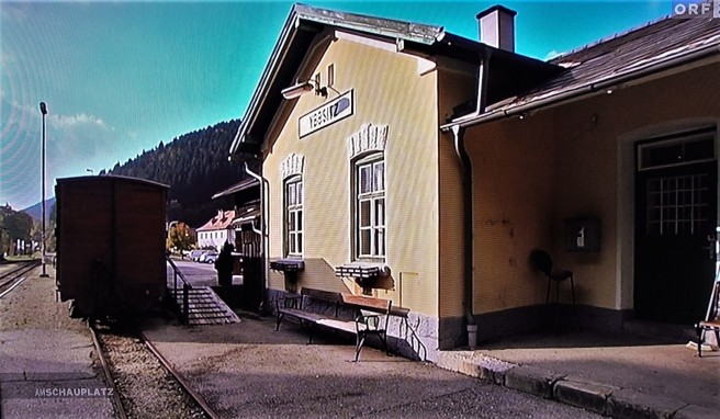 Bahnhof Ybbsitz