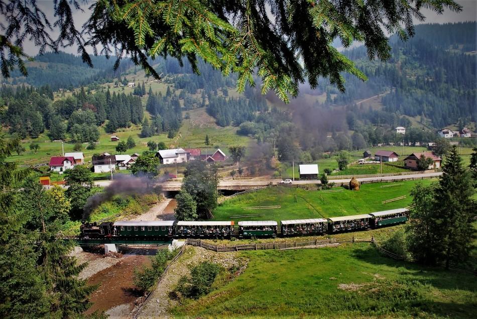 Rumänien Zug (2)